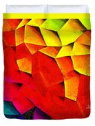 Abstractions Duvet Cover