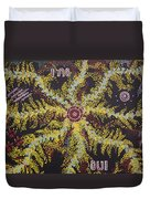 Acacia Blossoms In Oz Duvet Cover