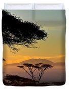 Acacia Land Duvet Cover