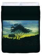 Acacia Tree Duvet Cover