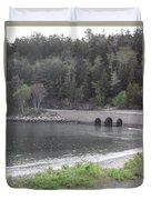 Acadia Bridge Duvet Cover