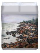 Acadian Afternoon Duvet Cover
