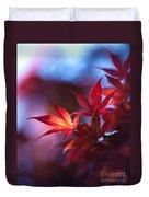 Acer Kaleidoscope Duvet Cover