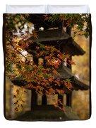 Acer Pagoda Duvet Cover