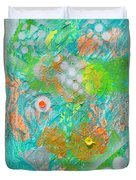 Acid Trip Number 2 Duvet Cover