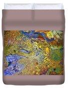 Acid Vs Texture Duvet Cover