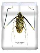 Acrocinus II Duvet Cover