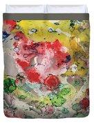 Acrylic Abstract 15-u.uuu Duvet Cover