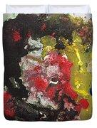 Acrylic Abstract 15-v.vvv Duvet Cover