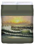 Acrylic Msc 148 Duvet Cover
