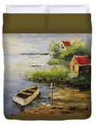Acrylic Msc 210 Duvet Cover