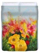 Acrylic Msc 218 Duvet Cover