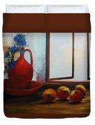 Acrylic Msc 253 Duvet Cover
