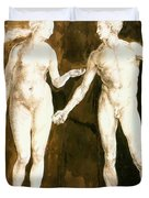 Adam And Eve 1504 Duvet Cover