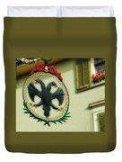 Addler's Swiss Chuchi Duvet Cover