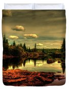 Adirondack Inlet Duvet Cover