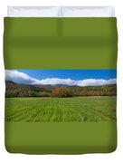 Adirondack Mountains, Upper State New Duvet Cover