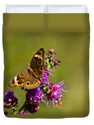Admiral Butterfly  Duvet Cover