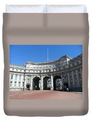Admiralty Arch Duvet Cover