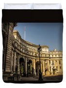 Admiralty Arch. Duvet Cover