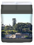 Admiralty House Duvet Cover