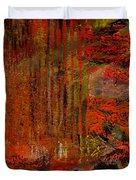 Admiring God's Handiwork IIi Duvet Cover