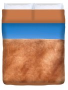 Adobe Wall Santa Fe Duvet Cover