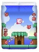 Adventure Kirby Duvet Cover