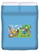 Adventure Time Duvet Cover