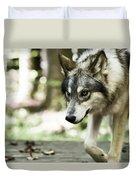 Aero Wolf 1 Duvet Cover