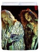 Aerosmith-94-brad-steven-1166 Duvet Cover