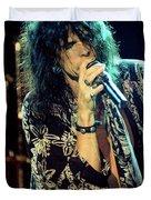 Aerosmith-94-steven-1174 Duvet Cover
