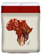 Africa 1b Duvet Cover
