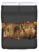 Africa No 02 Duvet Cover