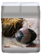 African Easter Egg Duvet Cover