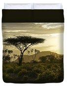 African Interlude Duvet Cover