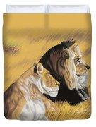 African Royalty Duvet Cover