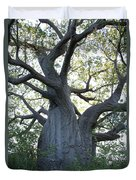 African Tree Duvet Cover