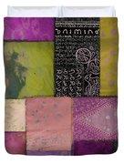 Afrikan Batik II Duvet Cover