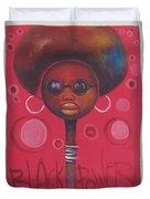 Afro American Women Duvet Cover
