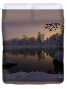 After Glow Duvet Cover