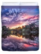After The Flood Duvet Cover