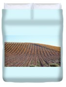After The Harvest Duvet Cover