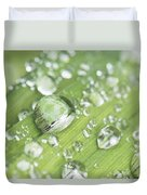 After The Rain Duvet Cover