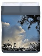 After The Rain I Duvet Cover