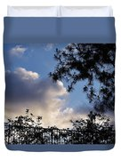 After The Rain II Duvet Cover