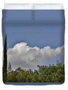 After The Rain IIi Duvet Cover