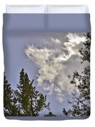 After The Rain Vi Duvet Cover