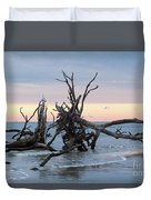 After The Storm At St. Helena Duvet Cover