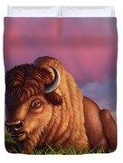 After The Storm Duvet Cover by Jerry LoFaro